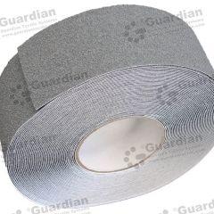 Aluminium Insert Silicone Carbide Tape (60mm) Medium Grey per metre