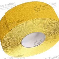 Aluminium Insert Silicone Carbide Tape (60mm) Yellow per metre