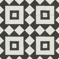 Gerflor Texline Comfort Lisboa Black and White 4m Wide