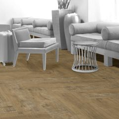 Interface Textured Woodgrains Distressed Hickory 250mm x 1000mm x 4.5mm