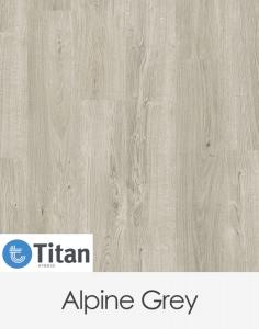 Premium Floors Titan Hybrid Alpine Grey Ash 1500mm x 180mm x 6mm