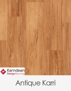 Karndean Looselay Wood plank Antique Karri 1050mm x 250mm x 4.5mm