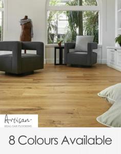 Preference Floors Artisan Oak Range 2130mm x 190mm x 14.2mm