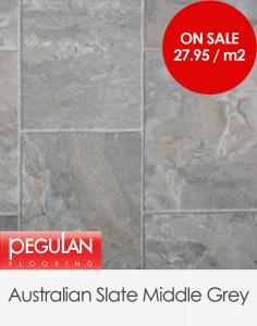 Pegulan Argo TX Australian Slate Middle Grey 4m Wide
