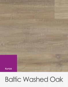 Karndean Korlok  Baltic Washed Oak 1420mm x 225mm x 6.5mm