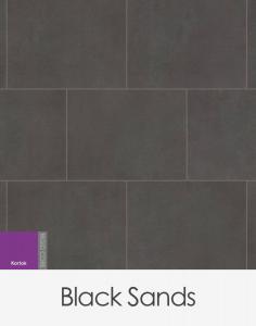 Karndean Korlok Stone Black Sands 457mm x 600mm