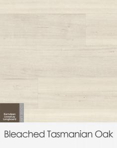 Karndean Looselay Longboard Bleached Tasmanian Oak 1500mm x 250mm x 4.5mm