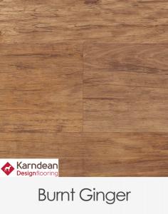 Karndean Looselay Wood plank Burnt Ginger 1050mm x 250mm x 4.5mm