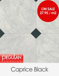 Pegulan Argo TX Caprice Black 4m Wide