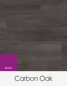 Karndean Korlok  Carbon Oak 1420mm x 225mm x 6.5mm