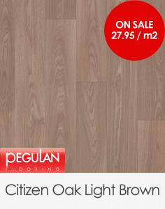 Pegulan Argo TX Citizen Oak Light Brown 4m Wide