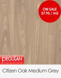 Pegulan Argo TX Citizen Oak Medium Grey 4m Wide