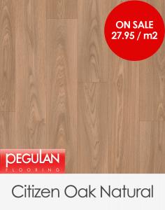 Pegulan Argo TX Citizen Oak Natural 4m Wide