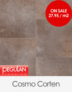 Pegulan Argo TX Cosmo Corten 4m Wide