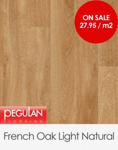 Pegulan Argo TX French Oak Light Natural 4m Wide