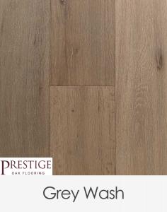Preference Floors Prestige Oak Grey Wash 1900mm x 190mm x 15mm