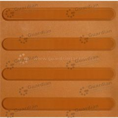 Directional Tactile Terracotta 300mm x 300mm