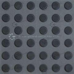 Warning Tactile Black 300mm x 300mm Box of 50