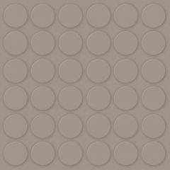 K2 Studded Rubber Tile Force 500mm x 500mm