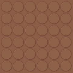 K2 Studded Rubber Tile Dynamite 500mm x 500mm