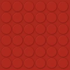 K2 Studded Rubber Tile Eros 500mm x 500mm