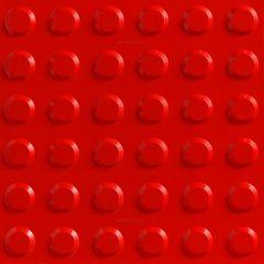 T1 Indoor Type B Hazard Tactile Red 300mm x 300mm