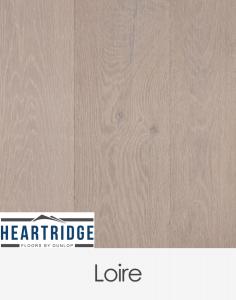 Dunlop Flooring Heartridge Riviera Oak Loire 1900mm x 190mm x 14mm