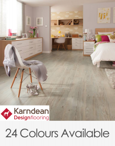 Karndean Looselay Wood plank Range1050mm x 250mm x 4.5mm