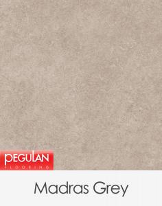 Pegulan Regal Madras Grey 4m Wide Luxury Vinyl Flooring
