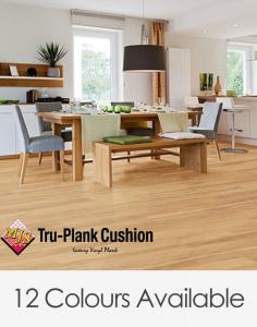 MJS Tru Plank Cushion 1524mm x 228mm x 4mm
