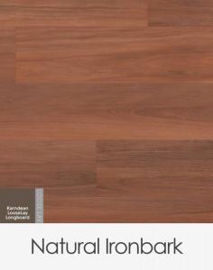 Karndean Looselay Longboard Natural Ironbark 1500mm x 250mm x 4.5mm