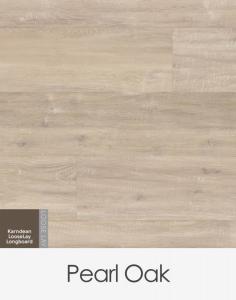 Karndean Looselay Longboard Pearl Oak 1500mm x 250mm x 4.5mm