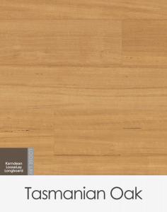 Karndean Looselay Longboard Tasmanian Oak 1500mm x 250mm x 4.5mm