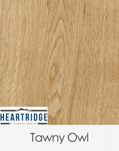 Dunlop Flooring Heartridge Rustic Oak Tawny Owl Handscaped 1900mm x 190mm x 14mm
