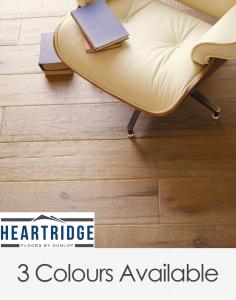 Dunlop Flooring Heartridge Vintage Oak Range 1900mm x 190mm x 14mm
