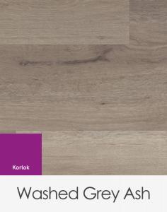 Karndean Korlok  Washed Grey Ash 1420mm x 225mm x 6.5mm