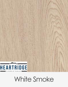 Dunlop Flooring Heartridge Rustic Oak White Smoked Oak Handscraped 1900mm x 190mm x 14mm