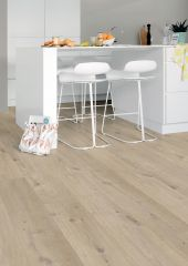 Quick-Step Pulse Hybrid Cotton Oak Beige 1494mm x 209mm