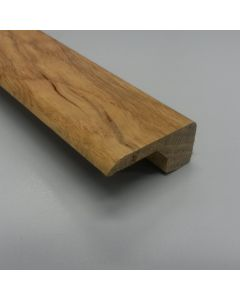 Proline Timber Oak End Cap to Match  2.1m Length