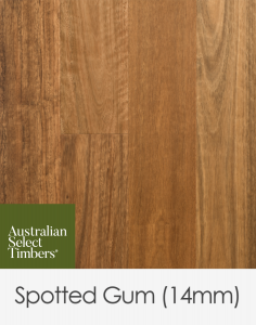 Australian Select Timbers Regency Hybrid Timber Spotted Gum 1860mm x 136mm x 14mm