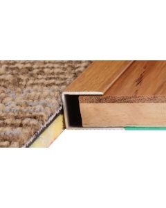 Premium Floors Prestige Profile End Trim 3.4m Length