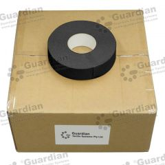 Silicone Carbide Tape Black 50mm x 20m x 8 rolls