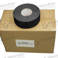 Silicone Carbide Tape Black 70mm x 20m x 8 rolls