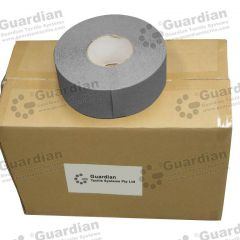 Silicone Carbide Tape Medium Grey 70mm x 20m x 8 rolls