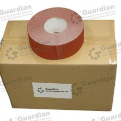Silicone Carbide Tape Terracotta 70mm x 20m x 8 rolls