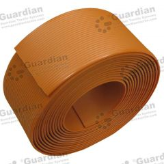 Polyurethane Tape 60mm - Terracotta per metre