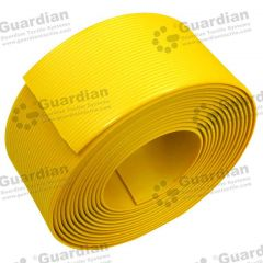 Polyurethane Tape 60mm - Yellow per metre