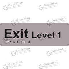 Exit Level 1 Silver
