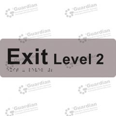Exit Level 2 Silver