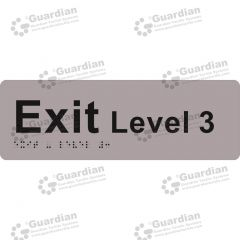 Exit Level 3 Silver